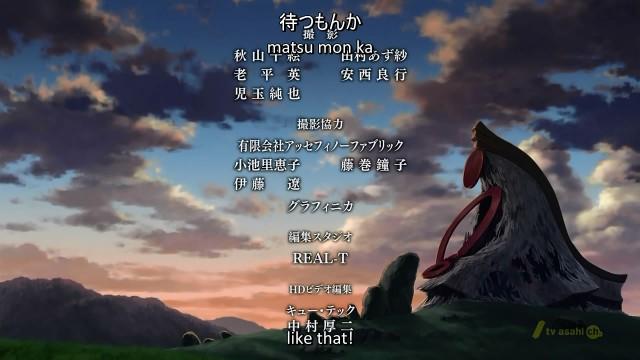 Fansub Review: [Aidoru] Shinsekai Yori – From the New ...