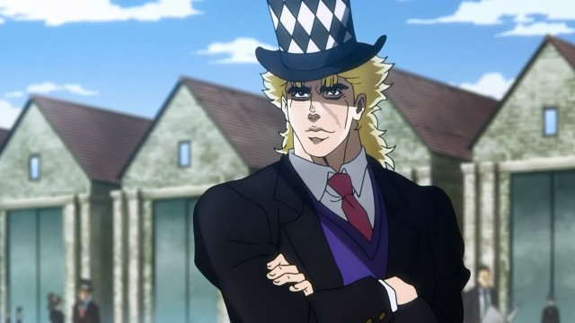 JoJo's Bizarre Adventure - Speedwagon