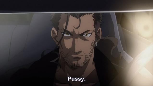 Macross Pussy