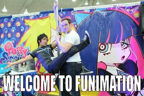 welcome to funimation